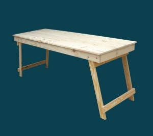 Mesa de quincho